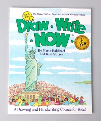Draw Write Now Book Five Paperback