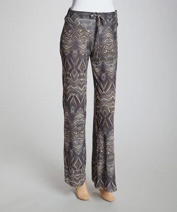 Cascade Jet Straight-Leg Pants