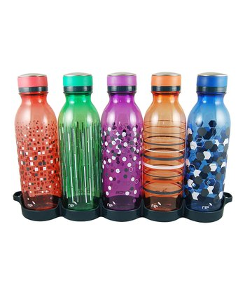Waterweek 24-Oz. Tritan Bottle Set