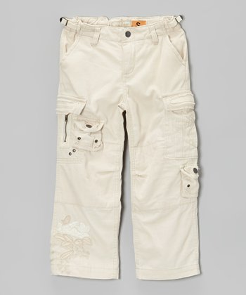 Biscotti Baggy Cargo Pants - Girls