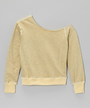 Maize Sweatshirt - Girls