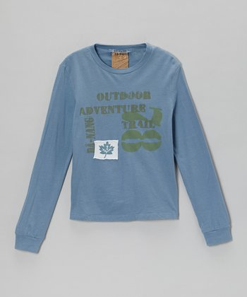 Blizzard 'Outdoor Adventure' Tee - Girls