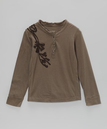 Ash Branch Henley - Girls