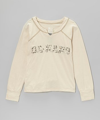 Biscotti Raglan Top - Girls