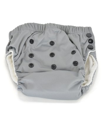 Gray Campfire Training Microfiber Training Pants