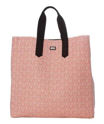 Ame & Lulu Papaya Beach Bag