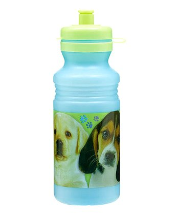 DRINK BOTTLE PARTY PUPS Set of 1