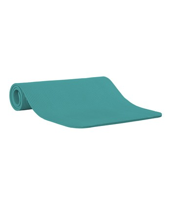 Teal Exercise Mat