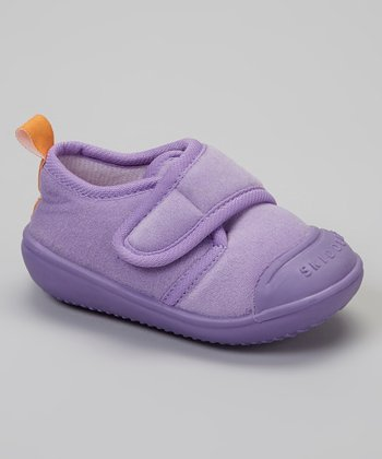 Purple Gripper Slipper