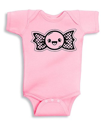Pink Cute Candy Bodysuit - Infant
