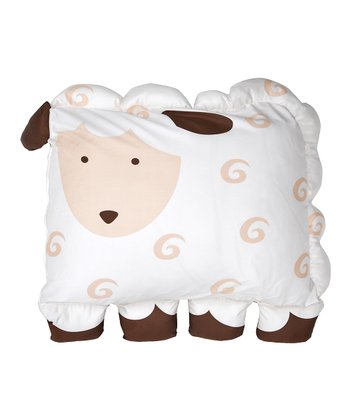 Lamb Pillowcase