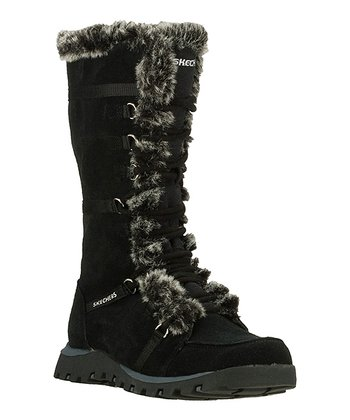 Black Grand James Unlimited Boot