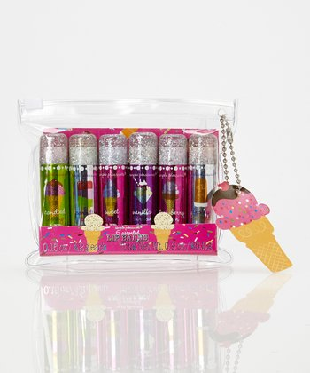 Ice Cream Treats Lip Balm Set