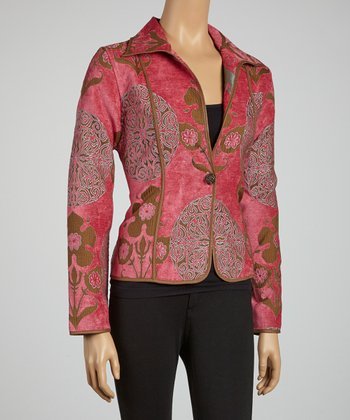 Begonia Reversible Jacket