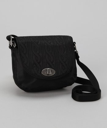 Black Delight Mini Crossbody Bag
