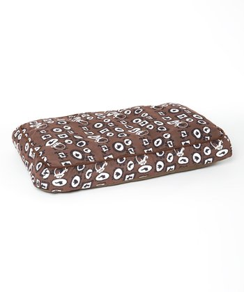 Brown Molly Pet Bed
