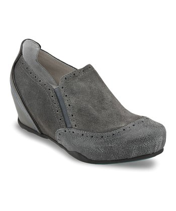Grey Allure Wedge