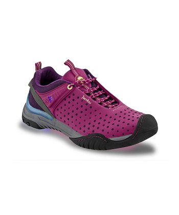 Purple Ambient Walker Sneaker - Women