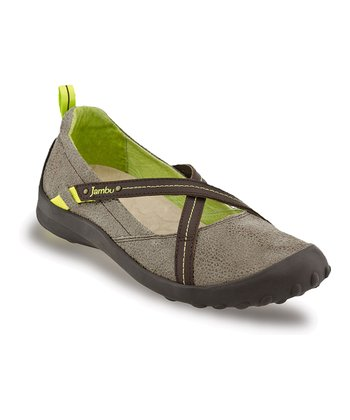 Brown Mai Tai Shoe
