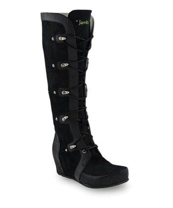 Black Mulberry Boot