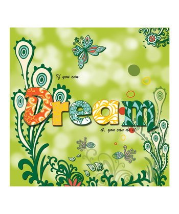'Dream' Canvas Art