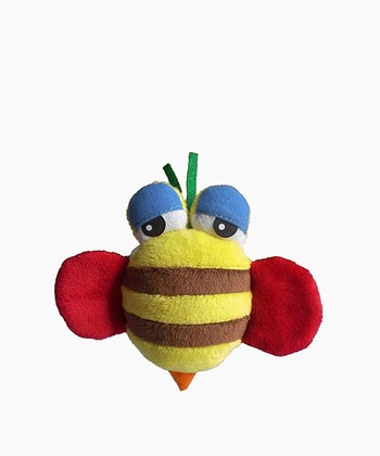 Sleepy Bee Plush Toy