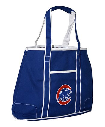 Chicago Cubs Royal Blue Hampton Tote