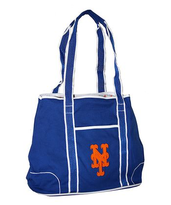 New York Mets Royal Blue Hampton Tote