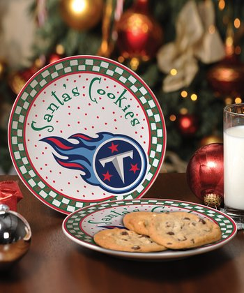 Tennessee Titans Cookie Plate