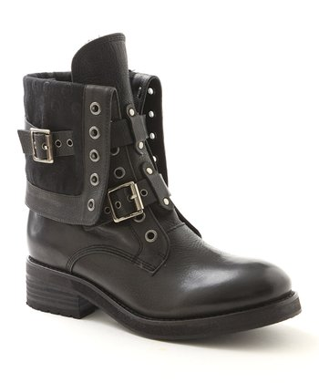 Black Binda Boot