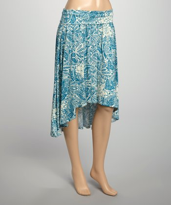 Mosaic Barrington Hi-Low Skirt