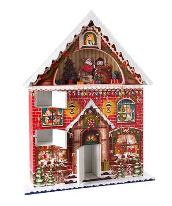 Santa's Attic Advent Calendar