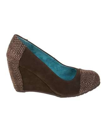 Brown Dublinfa Idala Wedge