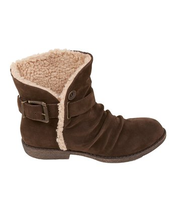 Brown Fawn Alps Ankle Boot