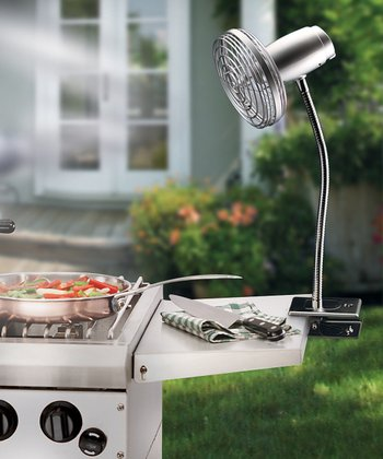 Stainless Steel Grill Fan