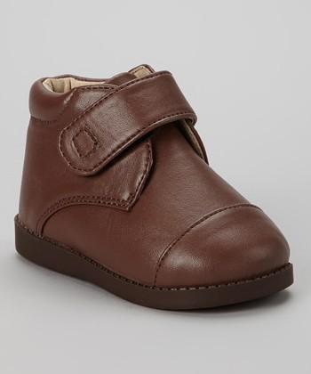Sneak A' Roos Brown Squeaker Ankle Boot
