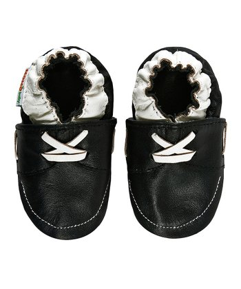 Black & White Loafer