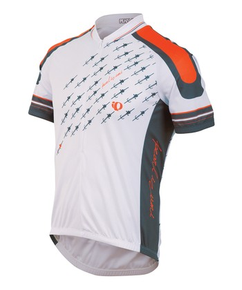 Peloton White Select LTD Jersey - Men