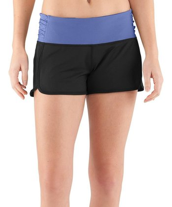 Black & Blue Hot Class Shorts
