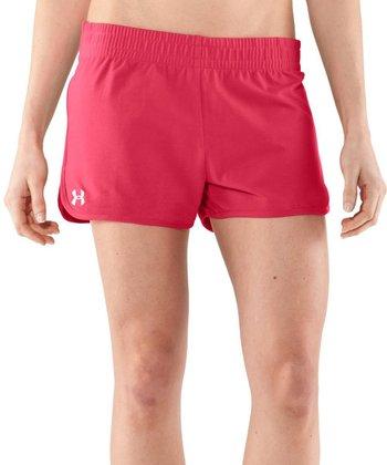 Hibiscus Tidal Cotton Shorts