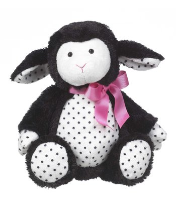 GANZ Black Licorice Lamb Plush Toy
