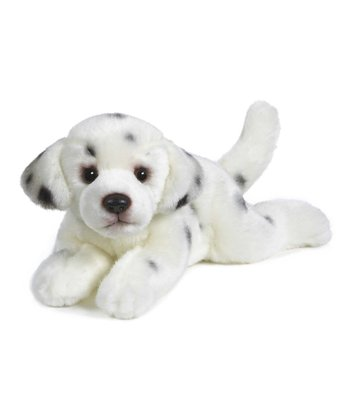 White & Black Classics 10'' Dalmation Plush Toy
