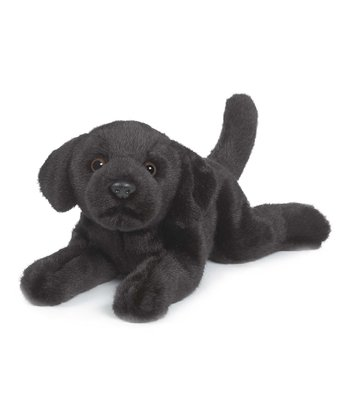 Black Classics 10'' Labrador Retriever Plush Toy