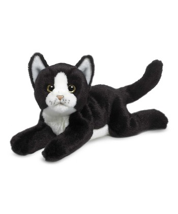 Black & White Classics Cat Plush Toy