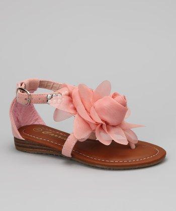 Nude Fresh Sandal