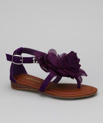 Purple Fresh Sandal