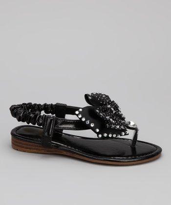 Black Like Sandal