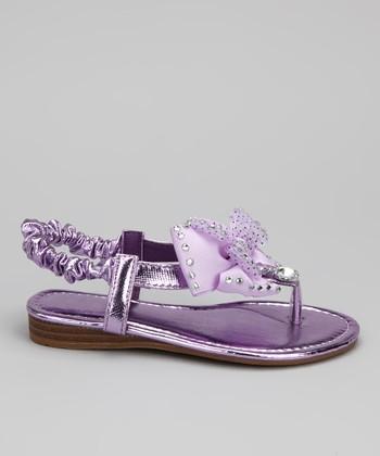 Purple Like Sandal