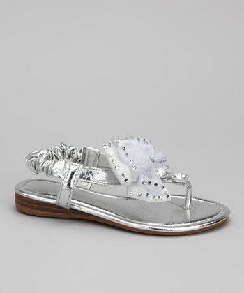 Silver Like Sandal