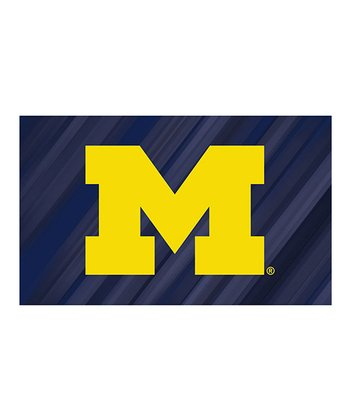 Michigan Wolverines Floor Mat